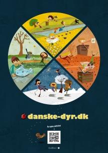 årstidsplakat til danske.dk