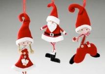 Simon, Sille og Santa